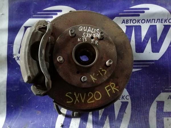 Ступица Toyota Mark Ii Qualis SXV20 5S передняя правая (б/у)