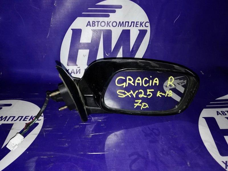 Зеркало Toyota Camry Gracia SXV25 5S правое (б/у)