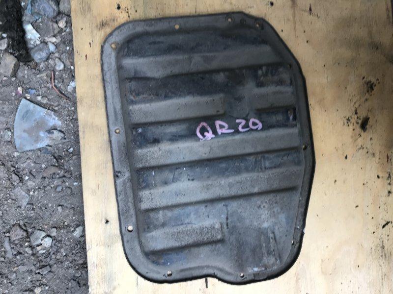 Поддон Nissan QR20 (б/у)