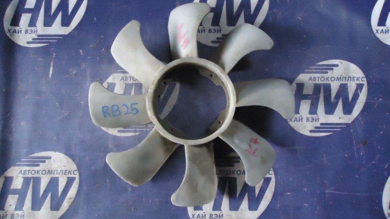 Вентилятор Nissan Laurel GC35 RB25 (б/у)