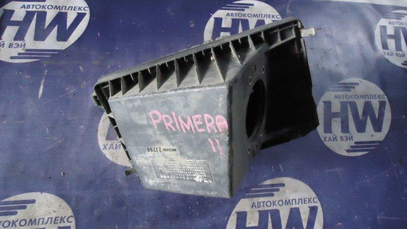 Корпус воздушного фильтра Nissan Primera HP11 SR20 (б/у)
