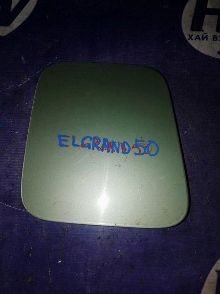 Лючок бензобака Nissan Elgrand AVWE50 QD32 (б/у)