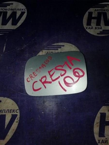 Лючок бензобака Toyota Cresta GX100 1G (б/у)