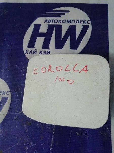 Лючок бензобака Toyota Corolla AE100 5A (б/у)