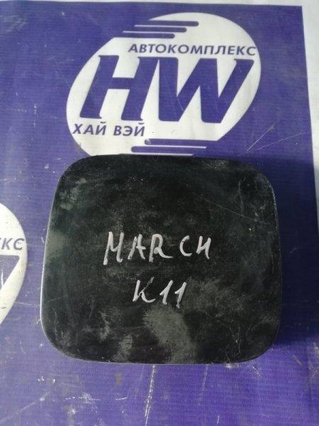 Лючок бензобака Nissan March K11 (б/у)