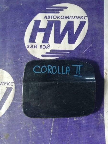 Лючок бензобака Toyota Corolla 2 EL51 (б/у)