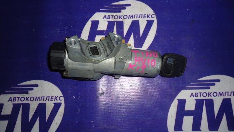 Замок зажигания Nissan Tino HV10 SR20 (б/у)