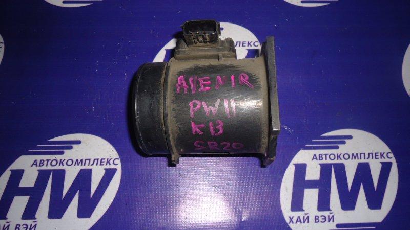 Датчик расхода воздуха Nissan Avenir PW11 SR20 (б/у)