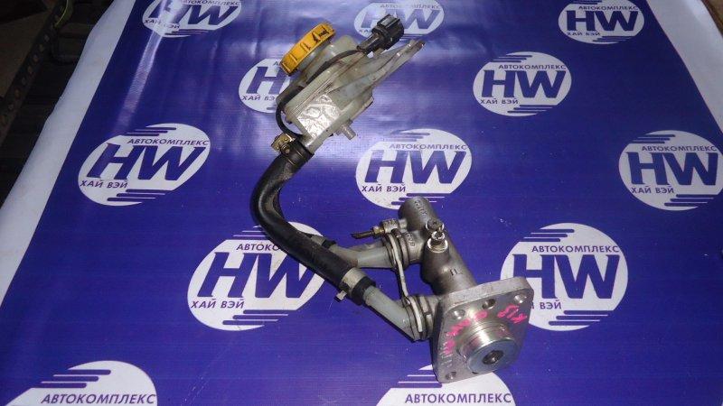 Главный тормозной цилиндр Nissan Tino HV10 SR20 (б/у)