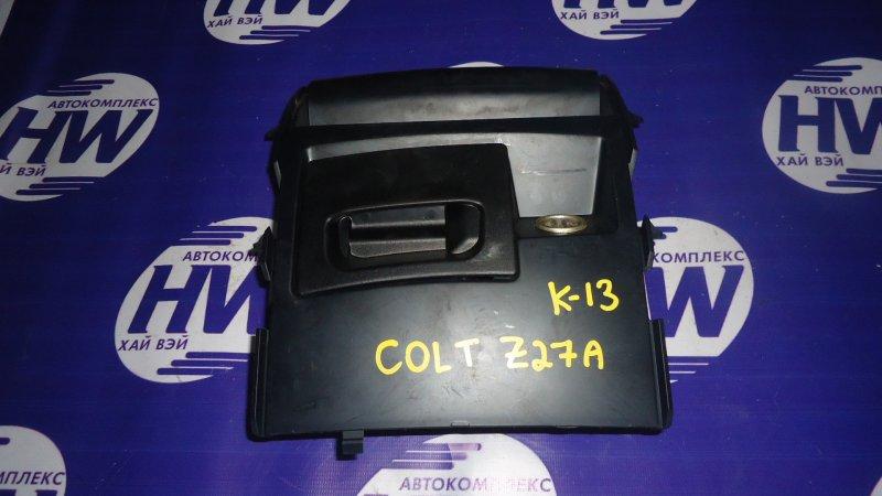 Консоль печки Mitsubishi Colt Z27A 4G15T (б/у)