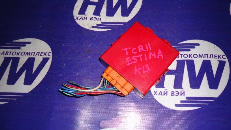 Блок управления дверьми Toyota Estima TCR11 2TZ (б/у)
