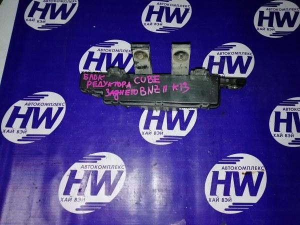 Блок управления редуктором Nissan Cube BNZ11 CR14 (б/у)