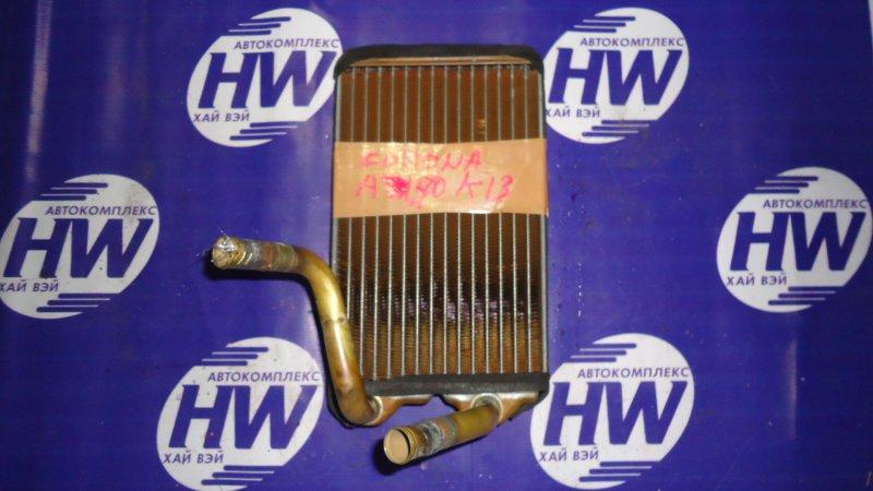 Радиатор печки Toyota Corona AT170 5A (б/у)