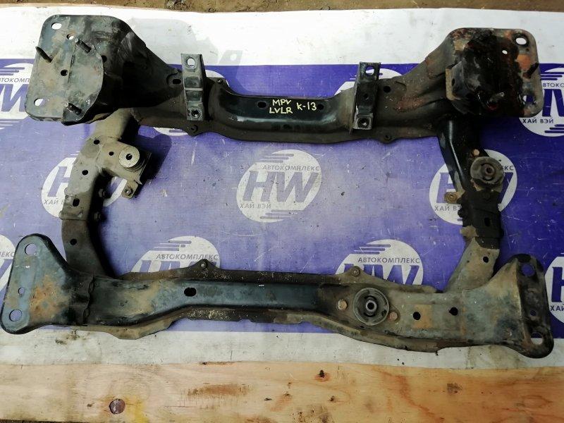 Балка под двс Mazda Mpv LVLR WLT 1997 (б/у)