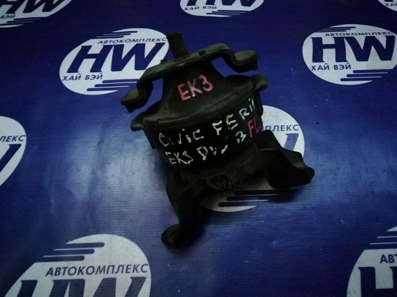 Подушка двс Honda Civic Ferio EK3 D15B левая (б/у)
