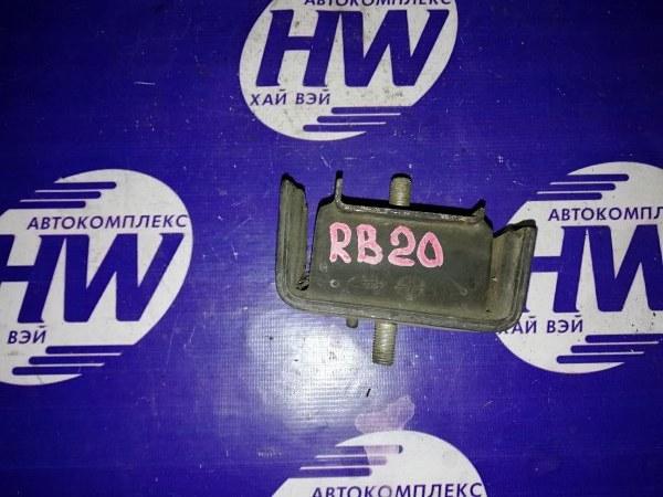 Подушка двс Nissan Laurel HC34 RB20E левая (б/у)