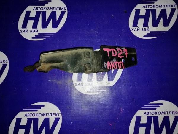 Подушка акпп Nissan Terrano BMD21 TD27 (б/у)
