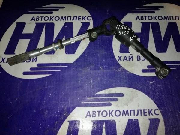 Рулевой карданчик Toyota Mark X GRX120 (б/у)