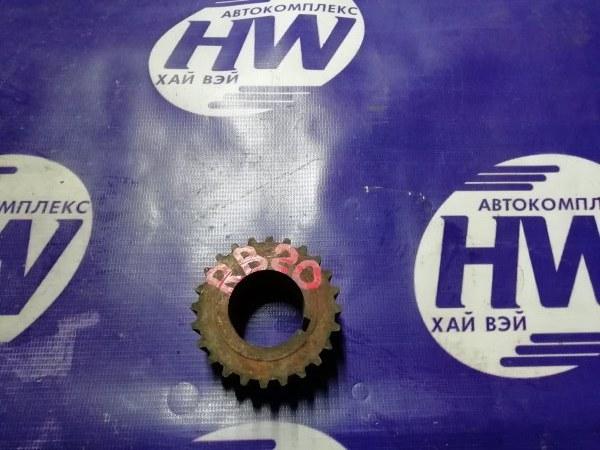 Шестерня коленвала Nissan Laurel HC35 RB20 (б/у)