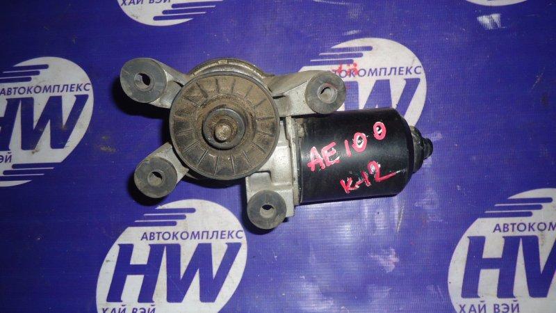 Мотор дворников Toyota Corolla AE100 5A (б/у)