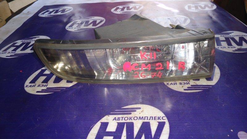 Туманка Toyota Ipsum ACM21 2AZ правая (б/у)