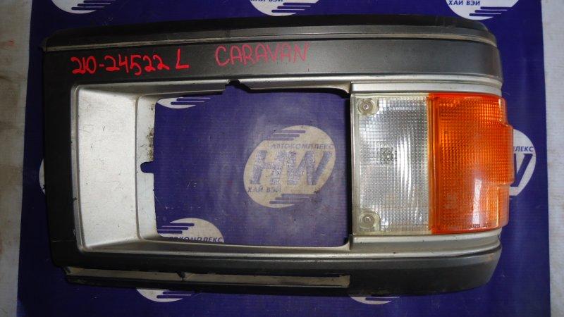 Габарит Nissan Caravan KRME24 TD27 левый (б/у)