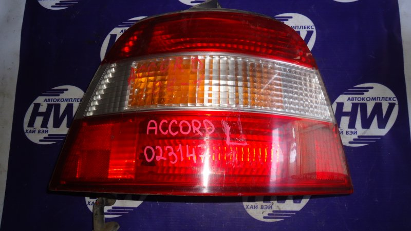 Стоп Honda Accord CE1 F22B левый (б/у)