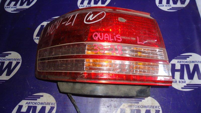 Стоп Toyota Mark Ii Qualis SXV20 5S левый (б/у)