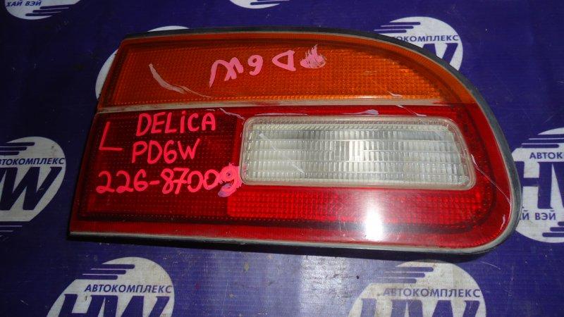 Стоп-вставка Mitsubishi Delica PE8W 4M40 левая (б/у)