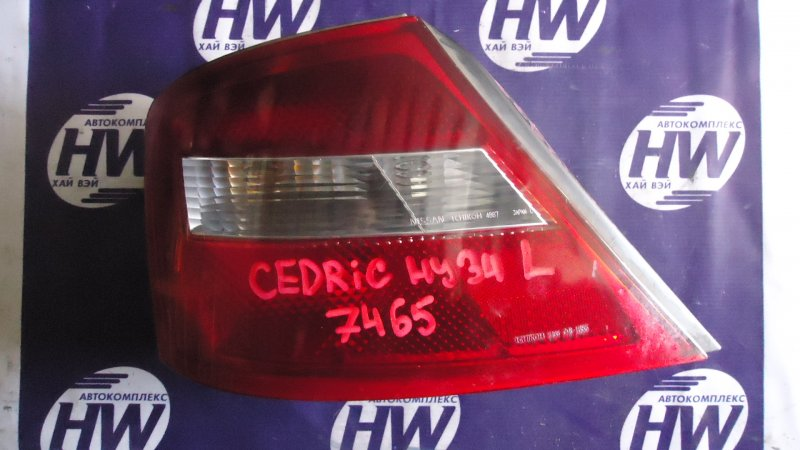Стоп Nissan Cedric HY34 VQ30 левый (б/у)