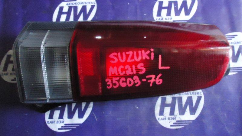 Стоп Suzuki Wagon R MC21S левый (б/у)