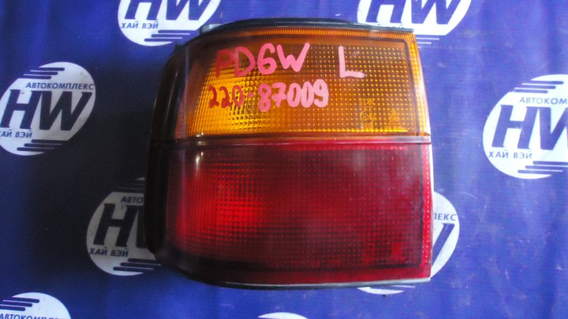 Стоп Mitsubishi Delica PD6W 6G72 левый (б/у)