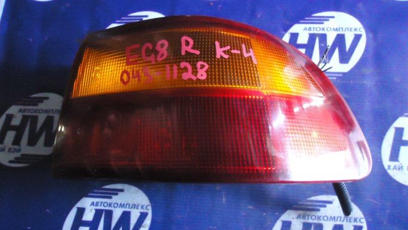 Стоп Honda Civic EG8 правый (б/у)