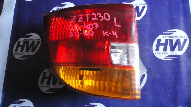 Стоп Toyota Celica ZZT230 1ZZ левый (б/у)