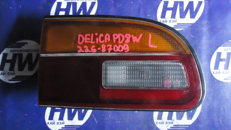 Стоп-вставка Mitsubishi Delica PD6W 6G72 левая (б/у)