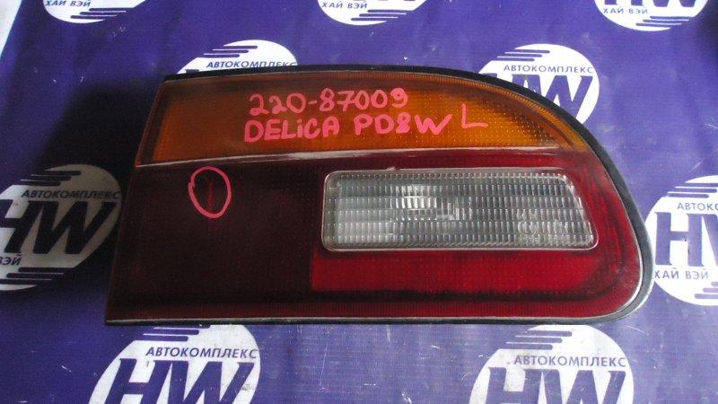 Стоп-вставка Mitsubishi Delica PD8W левая (б/у)