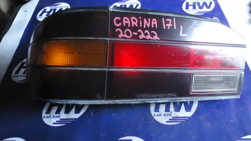 Стоп Toyota Carina AT170 5A левый (б/у)