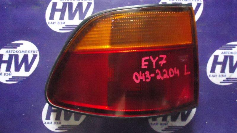 Стоп Honda Partner EY7 левый (б/у)