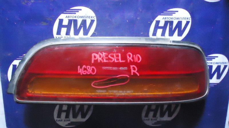 Стоп Nissan Presea PR10 правый (б/у)