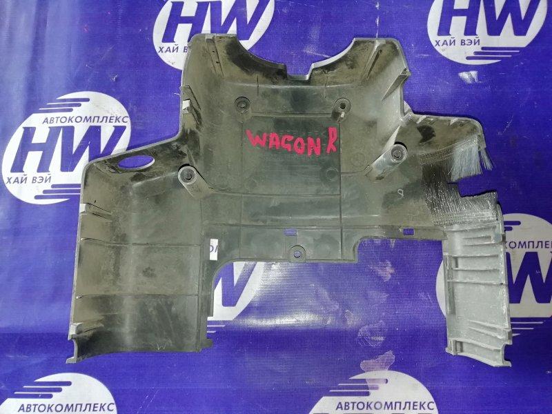 Кожух рулевой колонки Suzuki Wagon R MA61S (б/у)