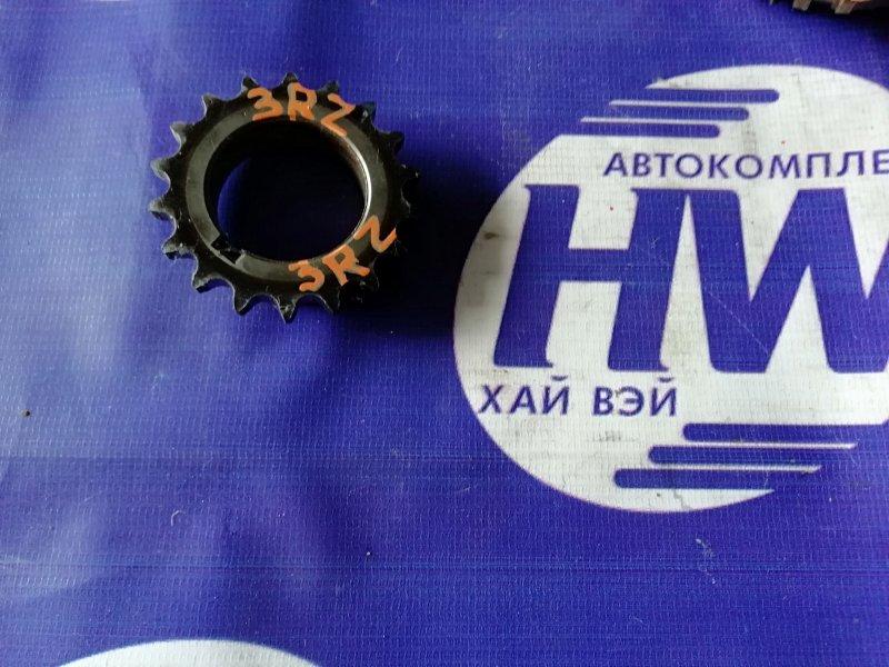 Шестерня коленвала Toyota Hiace Regius RCH47 3RZ 2001 (б/у)