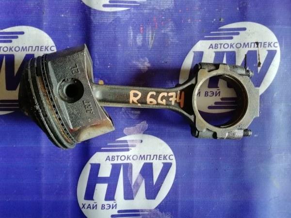 Поршень Mitsubishi Pajero V75W 6G74 2001 правый (б/у)
