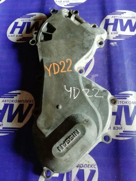 Лобовина Nissan Ad Y11 YD22 (б/у)