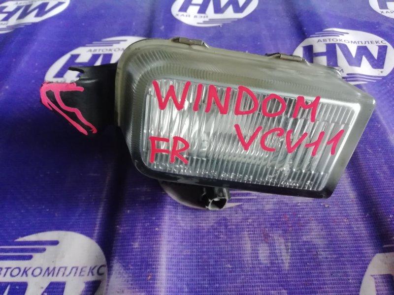 Туманка Toyota Windom VCV11 правая (б/у)
