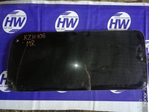 Стекло Toyota Hiace KZH106 1KZ 1996 правое (б/у)