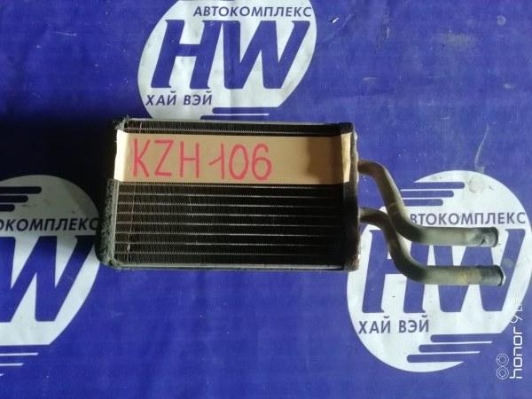 Радиатор печки Toyota Hiace KZH106 1KZ 1996 (б/у)