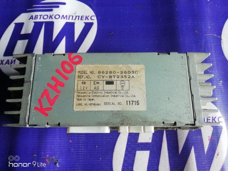 Электронный блок Toyota Hiace KZH106 1KZ 1996 (б/у)