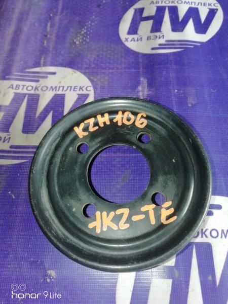 Шкив Toyota Hiace KZH106 1KZ 1996 (б/у)
