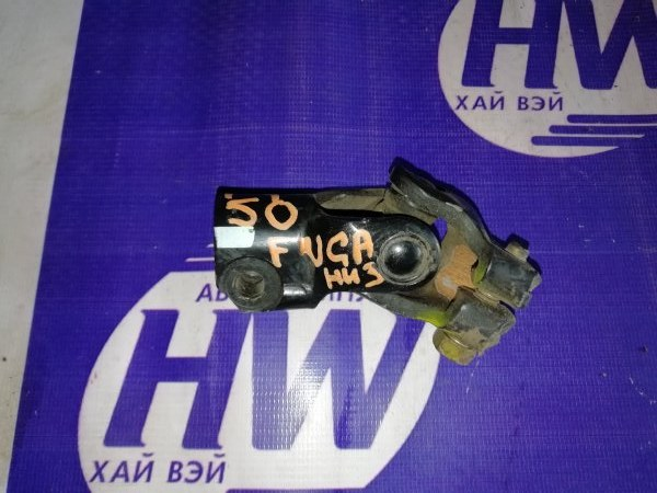 Рулевой карданчик Nissan Fuga PY50 VQ35 (б/у)