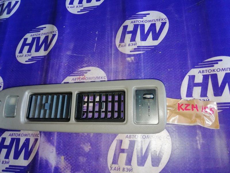Климат-контроль Toyota Hiace KZH106 1KZ 1996 задний (б/у)